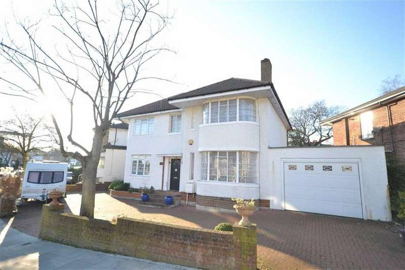 4 Bedrooms Detached House for sale in Raleigh Drive, Whetstone, London