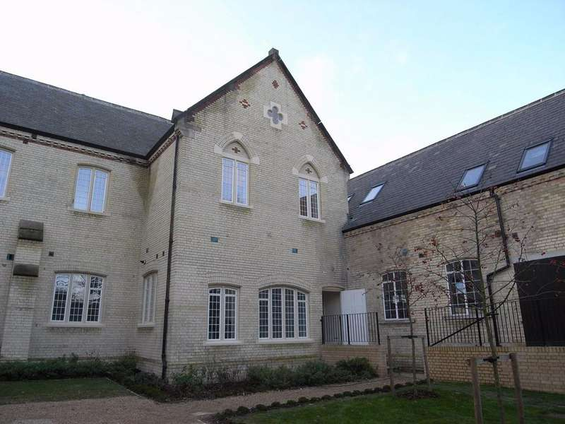 2 Bedrooms Apartment Flat for sale in Hertfordshire Wing, FAIRFIELD HALL, Stotfold, SG5