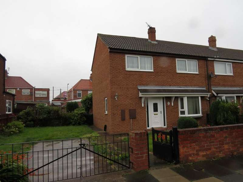 3 Bedrooms Semi Detached House for sale in Stakeford Crescent, Stakeford