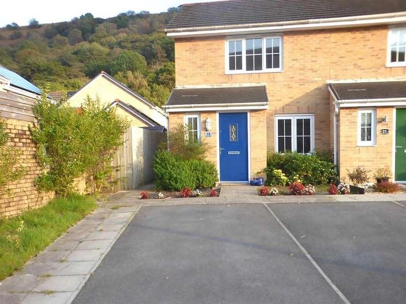2 Bedrooms House for sale in Golwg Y Mynydd, Godrergraig, Swansea