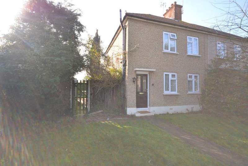 3 Bedrooms Semi Detached House for sale in Conrad Road, Stanford-le-Hope, SS17