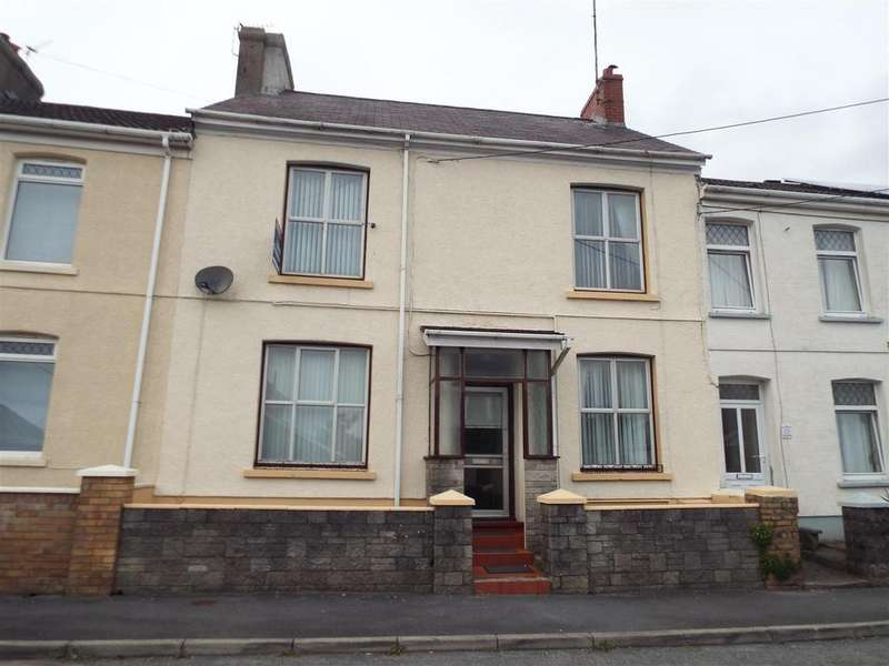 3 Bedrooms Town House for sale in Alstred Street, Kidwelly