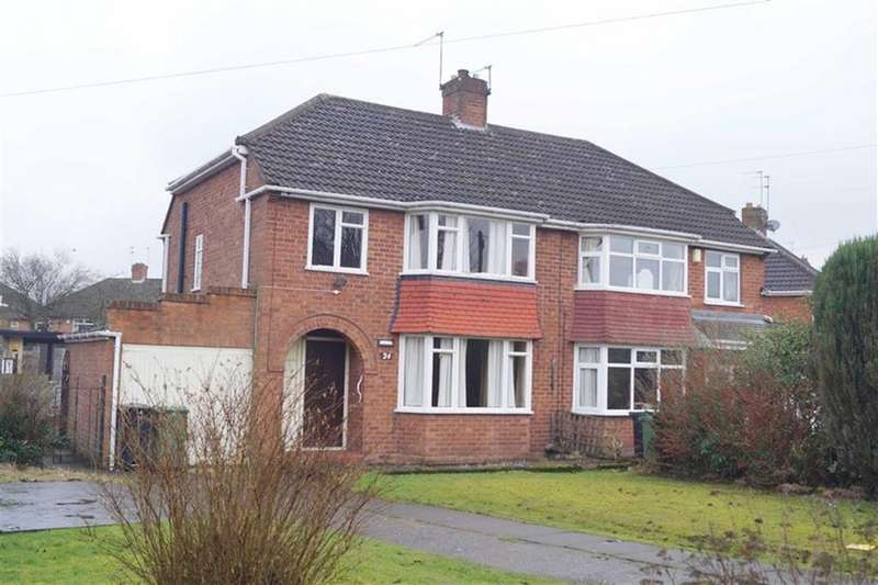 3 Bedrooms Semi Detached House for sale in Hockley Road, Coseley, Wolverhampton