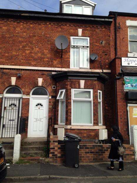 2 Bedrooms Terraced House for sale in Barlow Road, Levenshulme, Manchester, M19