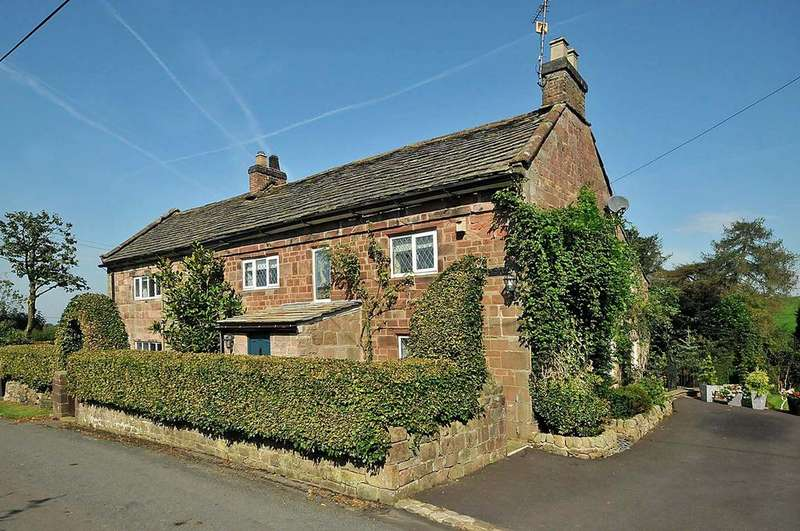 4 Bedrooms Detached House for sale in Heaton, Rushton Spencer, Macclesfield