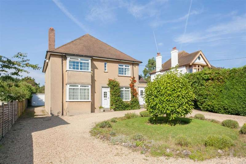 4 Bedrooms Detached House for sale in Bayswater Road, Headington, Oxford