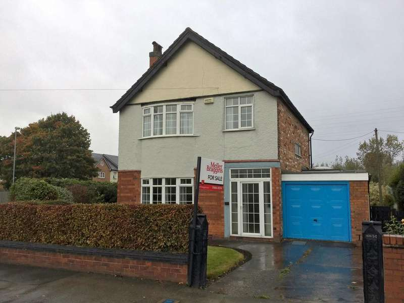 3 Bedrooms Detached House for sale in Manchester Road, Northwich