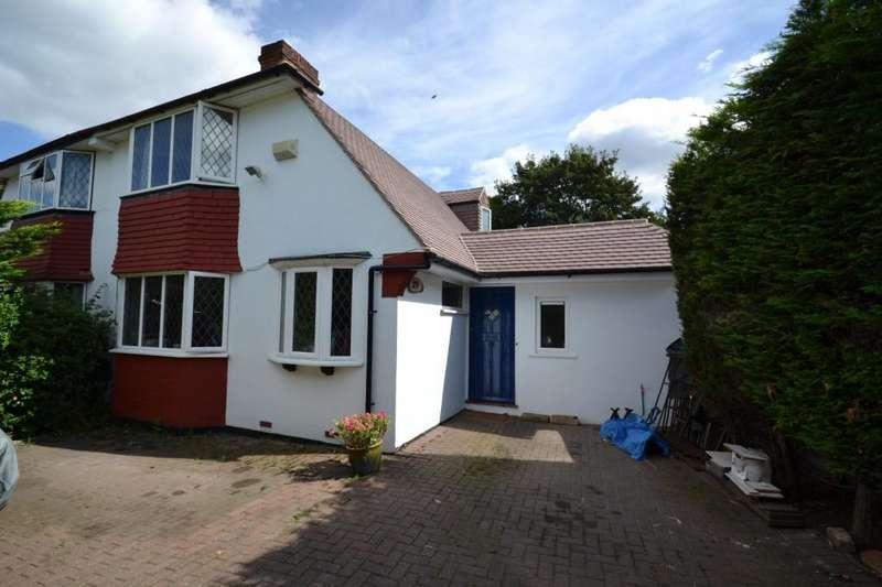3 Bedrooms Semi Detached House for sale in Greenhurst Road, West Norwood, London, SE27