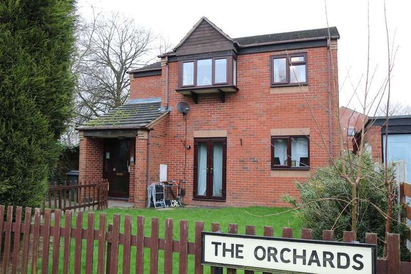 2 Bedrooms Apartment Flat for sale in The Orchards, Glascote, Tamworth