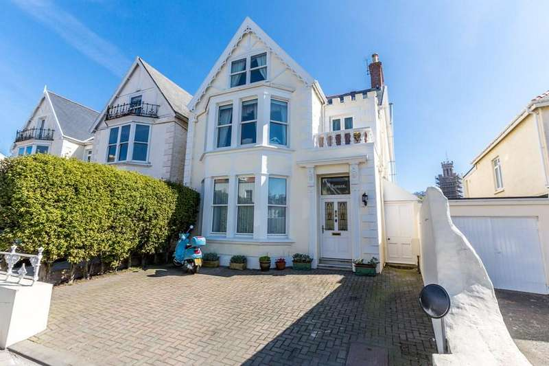 5 Bedrooms Semi Detached House for sale in Doyle Road, St. Peter Port, Guernsey