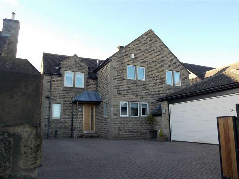 4 Bedrooms Detached House for sale in Finkle Street, Woolley, Wakefield, WF4
