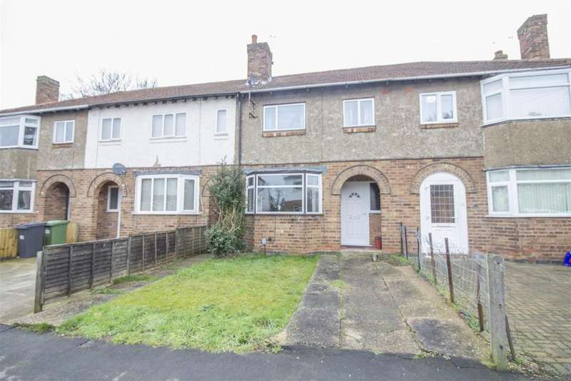 3 Bedrooms Terraced House for sale in Southlea Avenue, Leamington Spa