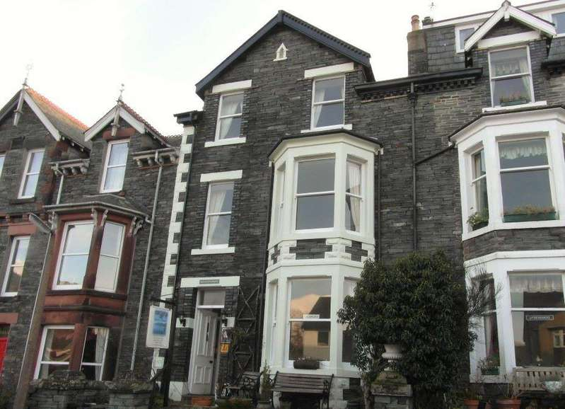 7 Bedrooms Terraced House for sale in Eden Green Guest House, Blencathra Street, Keswick, CA12 4HT