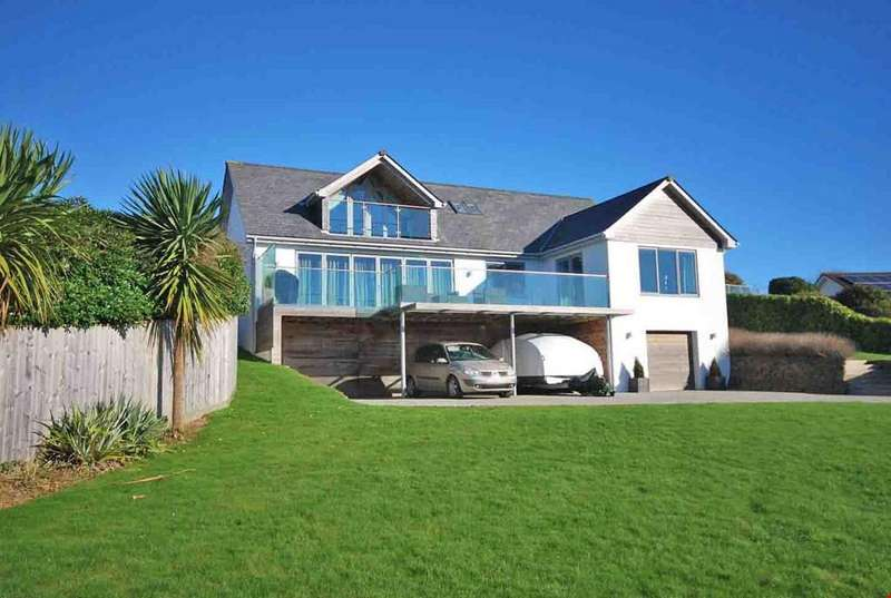 4 Bedrooms Detached House for sale in Penpol, Feock, Nr. Truro, South Cornwall, TR3