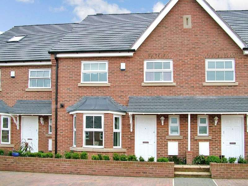 4 Bedrooms Terraced House for sale in Moor End Gardens, Boston Spa, Wetherby, West Yorkshire