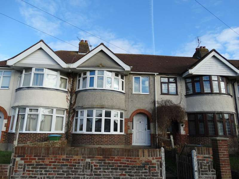 3 Bedrooms Terraced House for sale in Bognor Regis