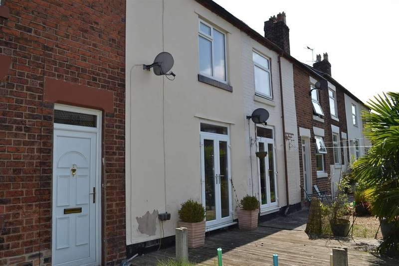 2 Bedrooms Terraced House for sale in Back Chester Road, Audley