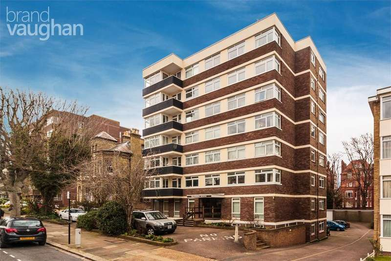 2 Bedrooms Apartment Flat for sale in Eaton Gardens, HOVE, BN3