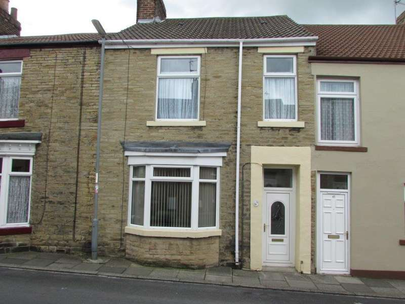 2 Bedrooms Terraced House for sale in Gladstone Street, Crook