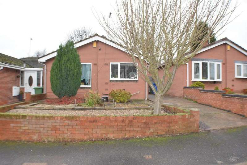 2 Bedrooms Detached Bungalow for sale in Forest Rise, Warsop