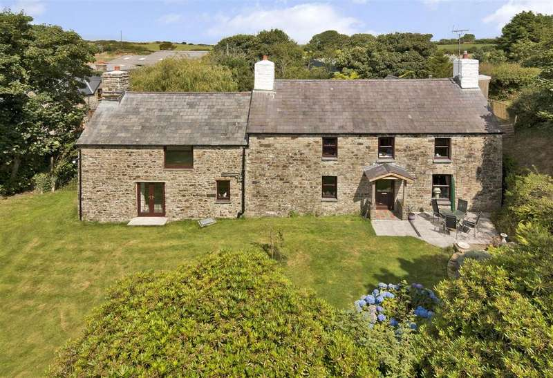 18 Bedrooms Land Commercial for sale in Llangrannog, Llandysul