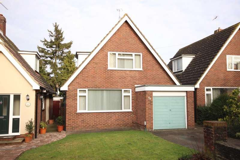 3 Bedrooms Chalet House for sale in Hexton Road, Barton Le clay, MK45