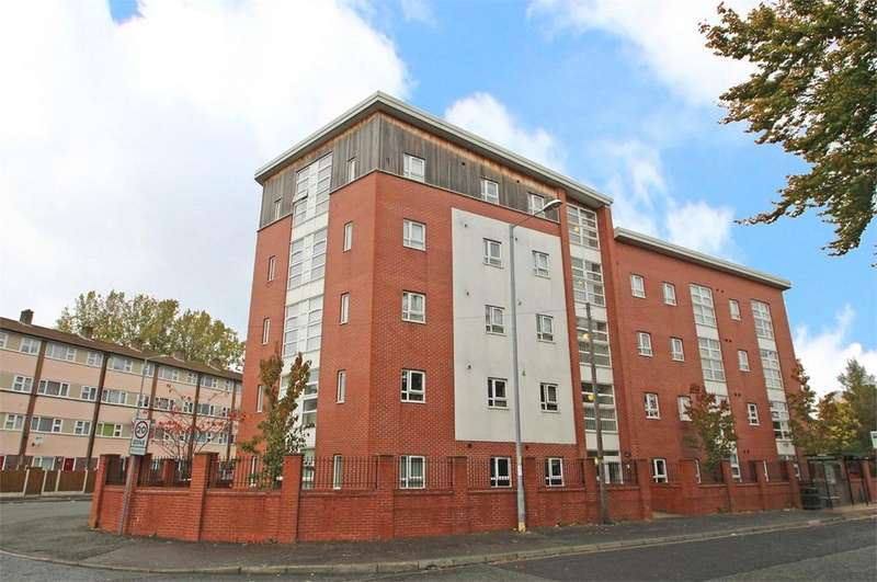 2 Bedrooms Apartment Flat for sale in Royce Road, Hulme, Manchester, M15