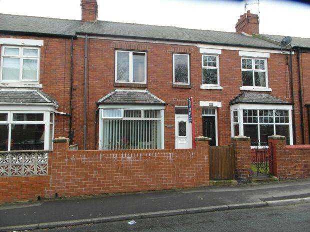3 Bedrooms Terraced House for sale in PRINCESS ROAD, SEAHAM, SEAHAM DISTRICT