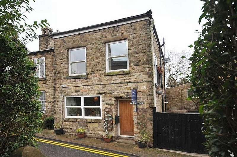 3 Bedrooms End Of Terrace House for sale in Chancery Lane, Bollington