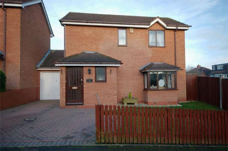 3 Bedrooms Link Detached House for sale in 2A White Farm Road, Four Oaks, Sutton Coldfield, West Midlands