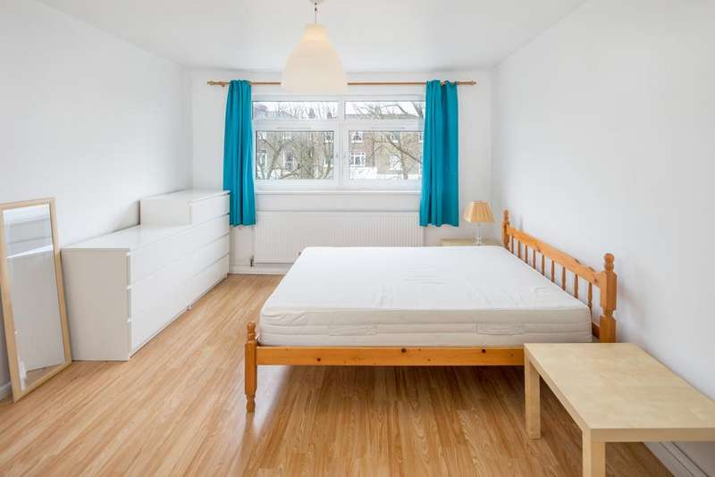 2 Bedrooms Flat for sale in Brondesbury Road, Kilburn