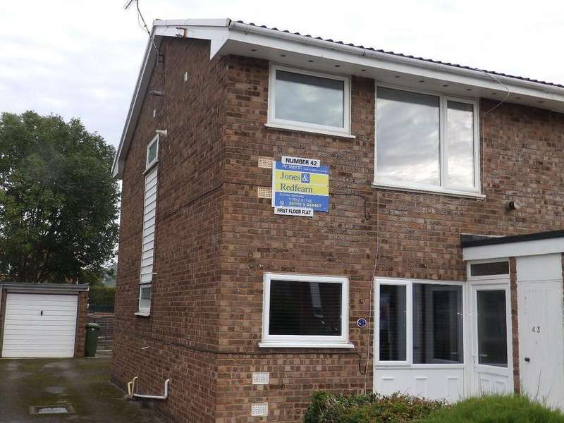 1 Bedroom Flat for sale in Lon Brynli, Prestatyn