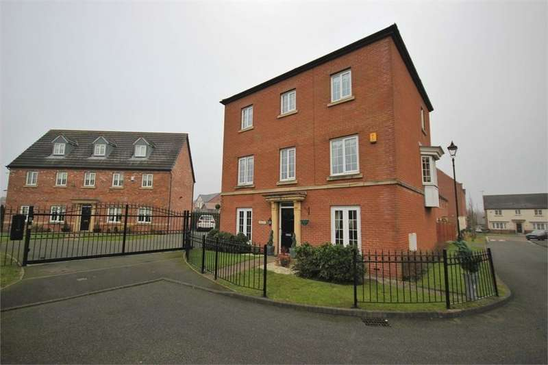 5 Bedrooms Detached House for sale in Regency Park, WIDNES, Cheshire