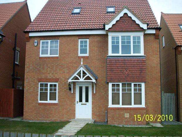 5 Bedrooms Detached House for sale in FOXGLOVE CLOSE, BISHOP CUTHBERT, HARTLEPOOL