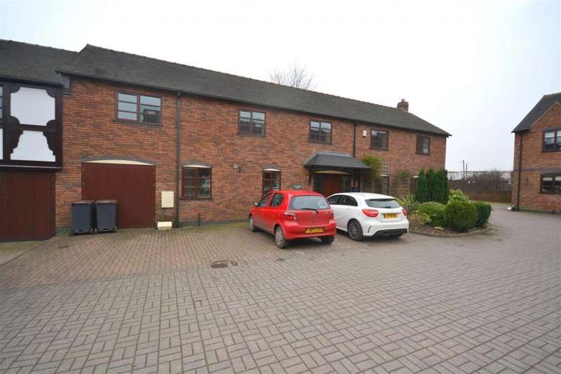 4 Bedrooms Barn Conversion Character Property for sale in Stableford, Newcastle under Lyme