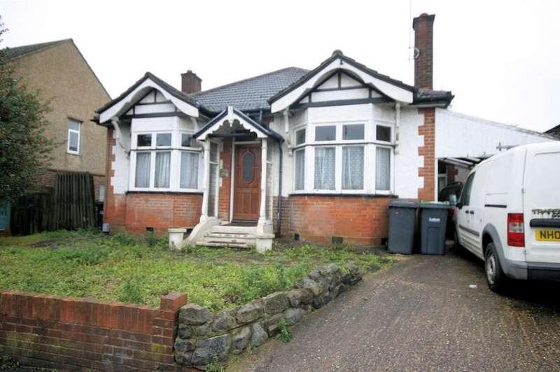 3 Bedrooms Detached Bungalow for sale in Marsh Road, Leagrave, Luton