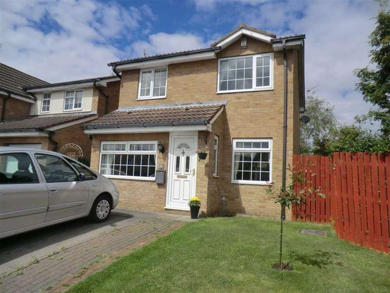 3 Bedrooms Detached House for sale in 40, Meadowdale, Chilton