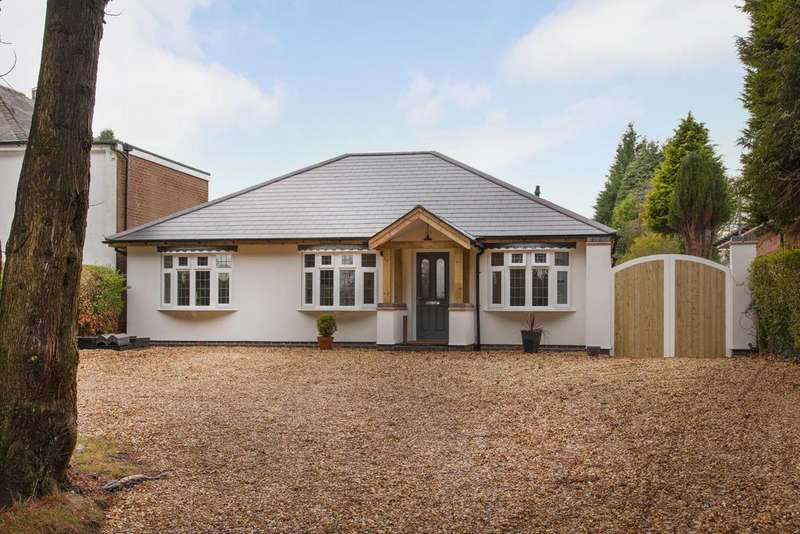 3 Bedrooms Detached Bungalow for sale in Monument Lane, Lickey