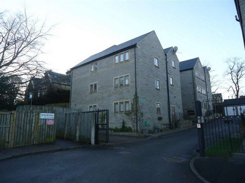 2 Bedrooms Apartment Flat for sale in Alfred House, Benn Gardens, Clayton, Bradford, West Yorkshire, BD14
