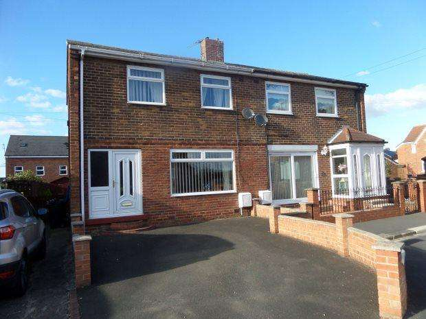 2 Bedrooms Semi Detached House for sale in LYNN CRESCENT, CASSOP, DURHAM CITY : VILLAGES EAST OF