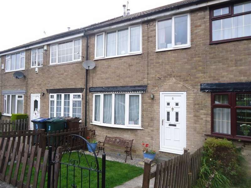 3 Bedrooms Terraced House for sale in Cresswell Terrace, Bradford, West Yorkshire, BD7