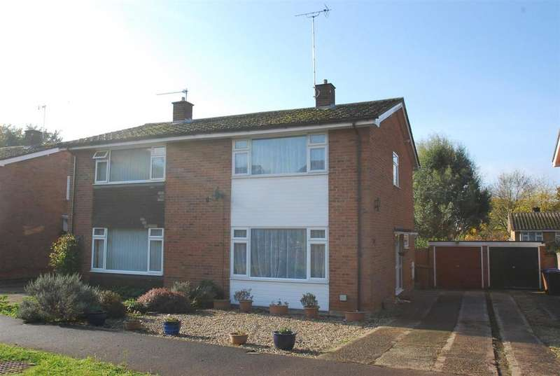 3 Bedrooms Semi Detached House for sale in Fornham St. Martin