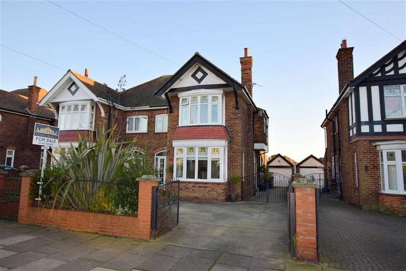 5 Bedrooms House for sale in Cromwell Road, Cleethorpes, North East Lincolnshire