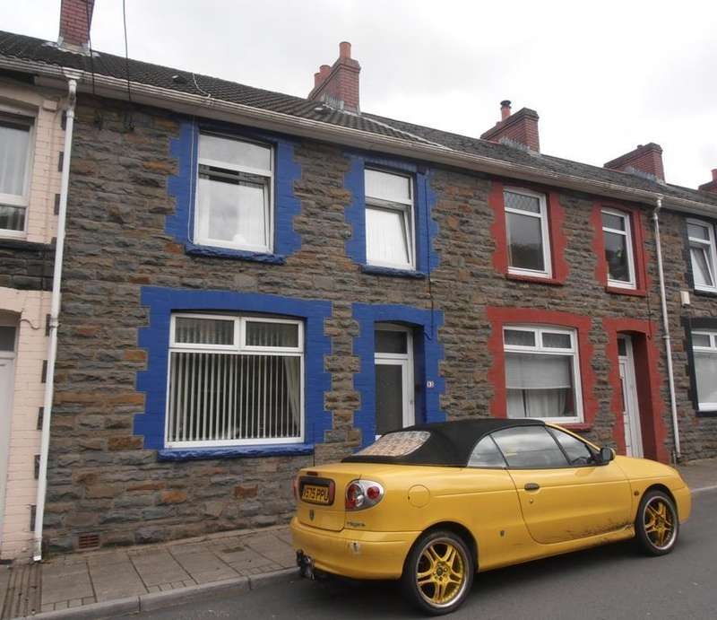 2 Bedrooms Terraced House for sale in Brynmair Road, Cwmaman