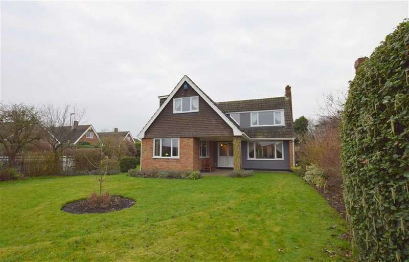 4 Bedrooms Detached House for sale in North Sea Lane, Humberston, North East Lincolnshire