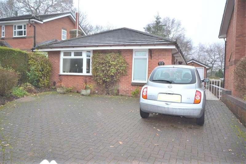 3 Bedrooms Detached Bungalow for sale in Kestrel Close, Alwoodley