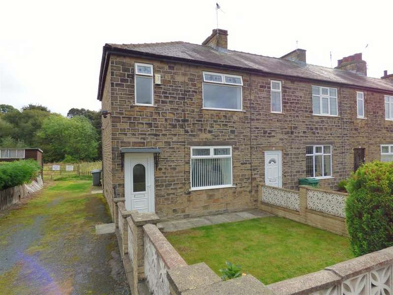 3 Bedrooms End Of Terrace House for sale in Brookfield View, Cleckheaton