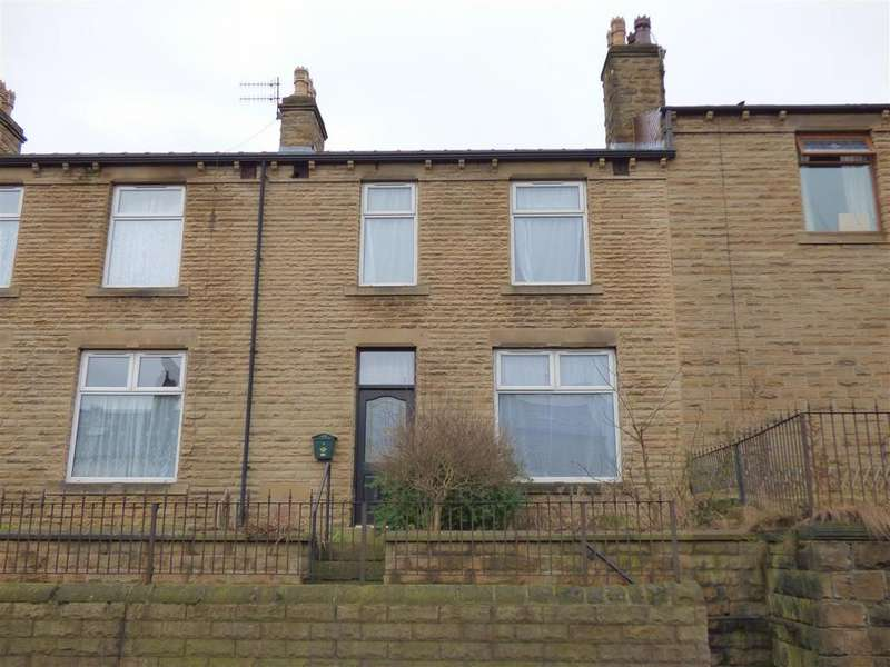 2 Bedrooms Terraced House for sale in Healey Lane, Batley