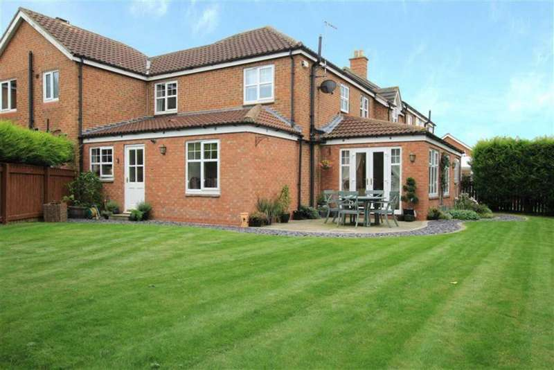 4 Bedrooms Terraced House for sale in White House Croft, Stockton-on-tees, Cleveland