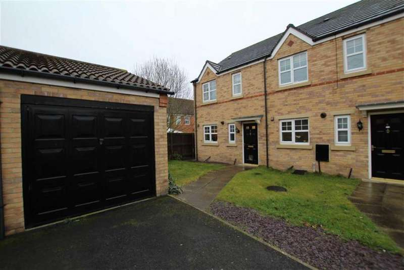 3 Bedrooms Terraced House for sale in Mickleton Drive, Eaglescliffe, Stockton-on-Tees